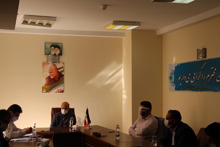 یکصدو نودو پنجمین جلسه کمیسیون نظارت بر اصناف شهرستان شمیرانات برگزار گردید