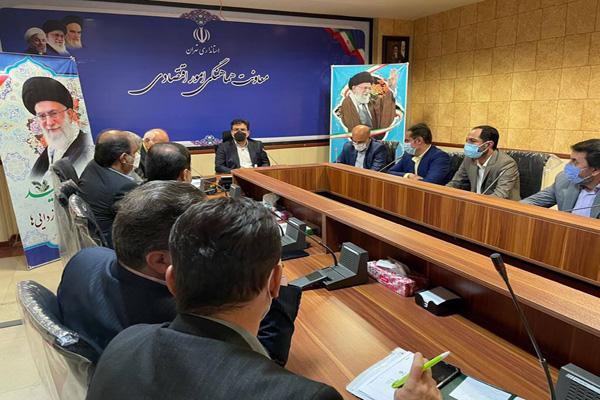 برگزاری شصتمین جلسه کارگروه تنظیم بازار استان تهران
