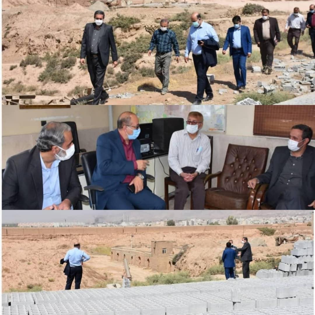 برگزاری جلسه ستاد تسهیل و رفع موانع تولید شهرستان پاکدشت