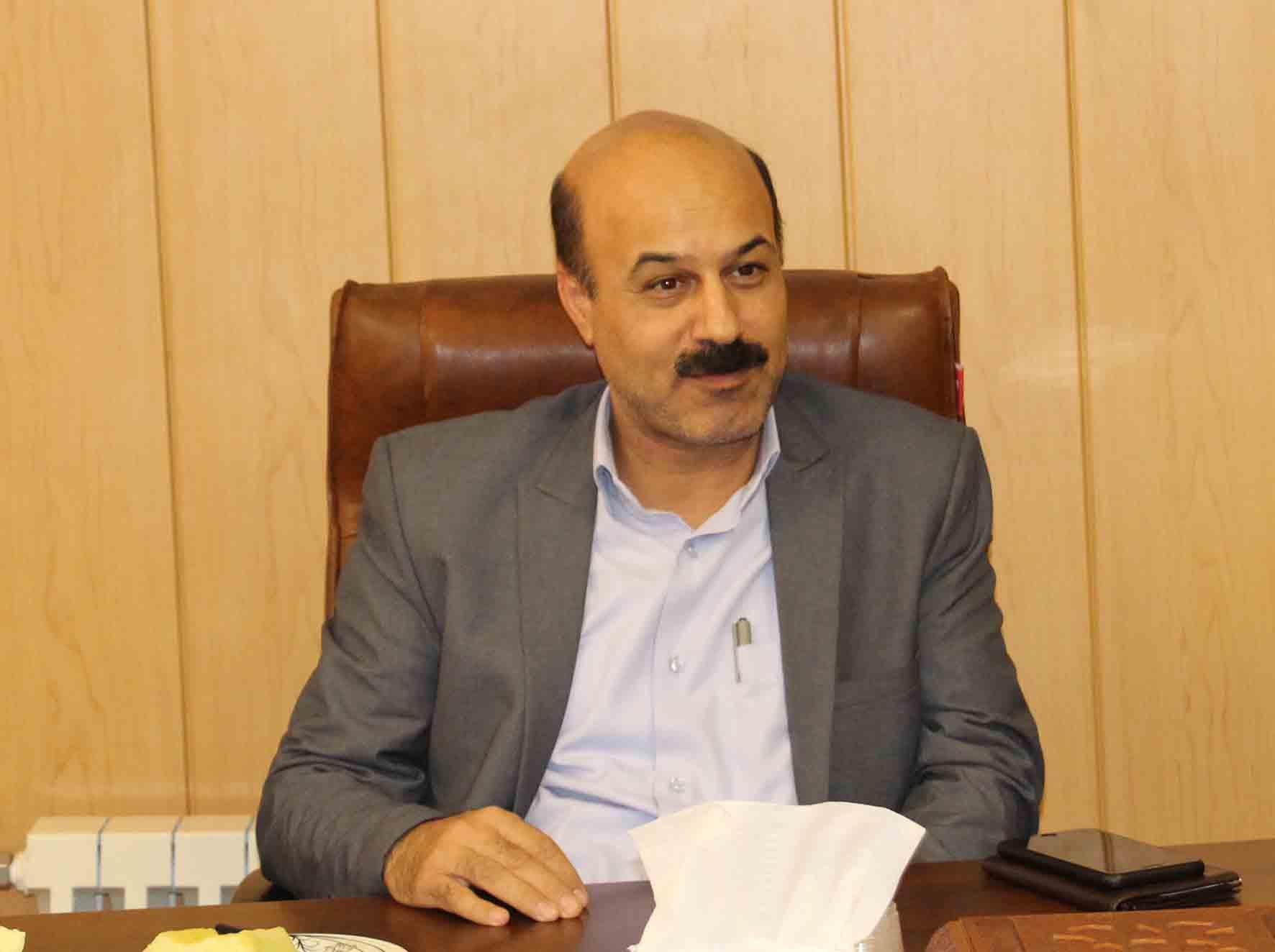 رئیس اداره : سیدعلی میرموسوی
